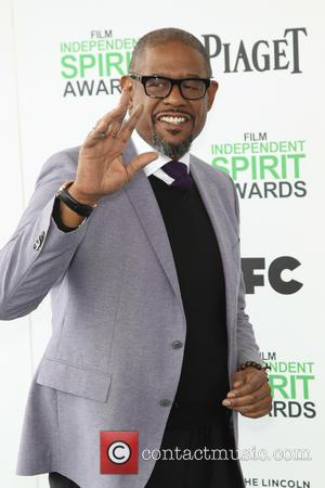 Forest Whitaker - 2014 Film Independent Spirit Awards at Santa Monica Beach - Santa Monica, California, United States - Saturday...