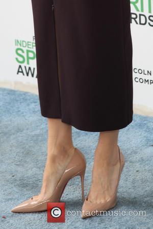 Brie Larson - 2014 Film Independent Spirit Awards at Santa Monica Beach - Santa Monica, California, United States - Saturday...
