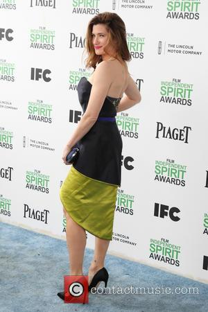 Kathryn Hahn - 2014 Film Independent Spirit Awards at Santa Monica Beach - Santa Monica, California, United States - Saturday...