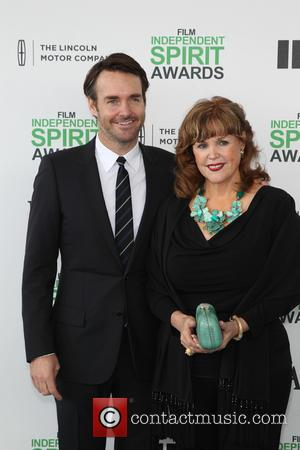 Will Forte and Patricia Forte
