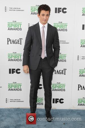 Miles Teller - 2014 Film Independent Spirit Awards at Santa Monica Beach - Santa Monica, California, United States - Saturday...