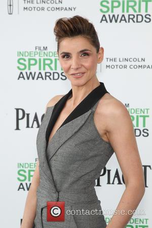 Clotilde Courau - 2014 Film Independent Spirit Awards at Santa Monica Beach - Santa Monica, California, United States - Saturday...