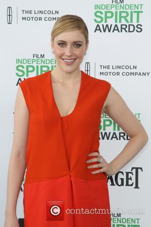 Greta Gerwig - 2014 Film Independent Spirit Awards at Santa Monica Beach - Santa Monica, California, United States - Saturday...