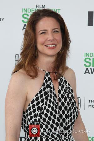 Robin Weigert - 2014 Film Independent Spirit Awards at Santa Monica Beach - Santa Monica, California, United States - Saturday...