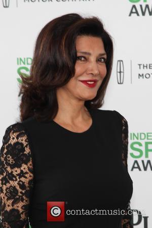 Shohreh Aghdashloo - 2014 Film Independent Spirit Awards at Santa Monica Beach - Santa Monica, California, United States - Saturday...