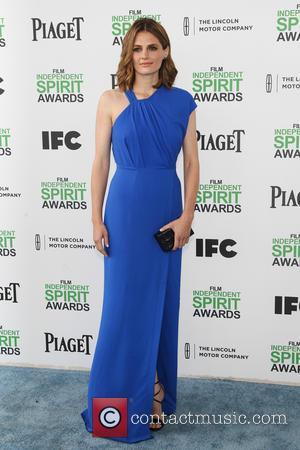 Stana Katic - 2014 Film Independent Spirit Awards at Santa Monica Beach - Santa Monica, California, United States - Saturday...