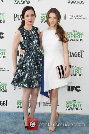 Zoe Lister Jones and Anna Kendrick