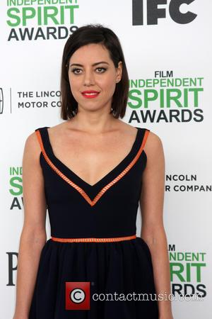 Aubrey Plaza - 2014 Film Independent Spirit Awards Arrivals celebrating independent films and their filmmakers - Santa Monica, California, United...