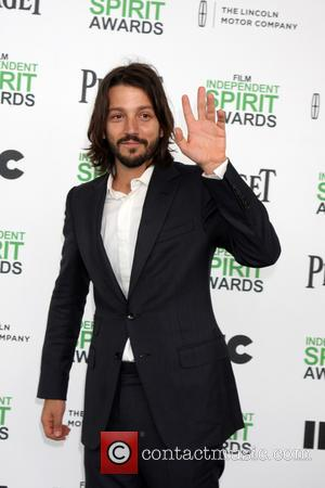 Diego Luna Made Cesar Chavez Movie For His Son