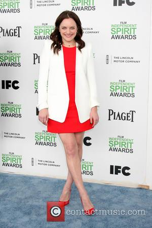 Elisabeth Moss - 2014 Film Independent Spirit Awards Arrivals celebrating independent films and their filmmakers - Santa Monica, California, United...