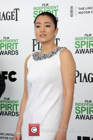 Gong Li - 2014 Film Independent Spirit Awards Arrivals celebrating independent films and their filmmakers - Santa Monica, California, United...