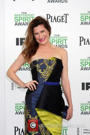 Kathryn Hahn - 2014 Film Independent Spirit Awards Arrivals celebrating independent films and their filmmakers - Santa Monica, California, United...