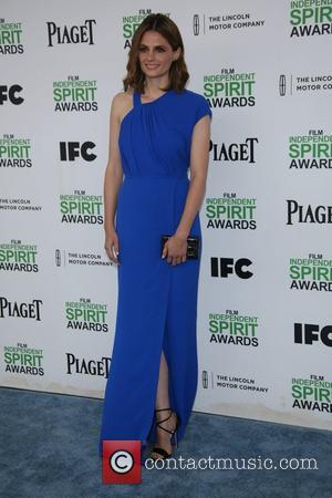 Stana Katic - 2014 Film Independent Spirit Awards - Arrivals - London, United Kingdom - Saturday 1st March 2014