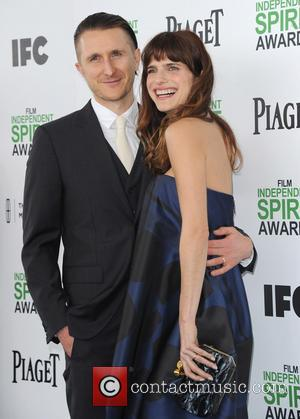 Lake Bell and husband - 2014 Film Independent Spirit Awards - Arrivals - Santa Monica, California, United States - Saturday...