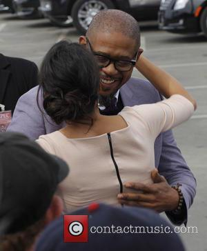 Forest Whitaker - 2014 Film Independent Spirit Awards - Outside Arrivals - Santa Monica, California, United States - Saturday 1st...