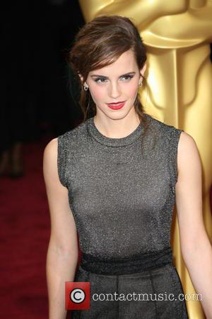 Emma Watson - The 86th Annual Oscars held at Dolby Theatre - Red Carpet Arrivals - Los Angeles, California, United...