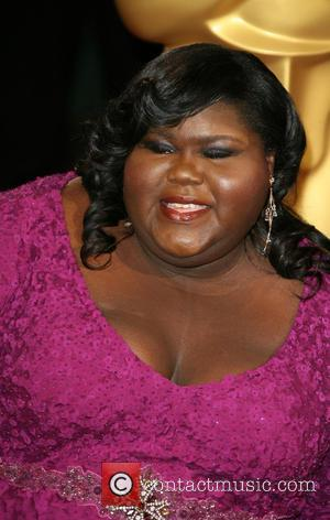 Gabourey Sidibe - The 86th Annual Oscars held at Dolby Theatre - Red Carpet Arrivals - Los Angeles, California, United...