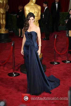 Sandra Bullock - The 86th Annual Oscars held at Dolby Theatre - Red Carpet Arrivals - Los Angeles, California, United...