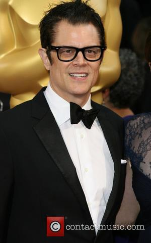 Johnny Knoxville - The 86th Annual Oscars held at Dolby Theatre - Red Carpet Arrivals - Los Angeles, California, United...