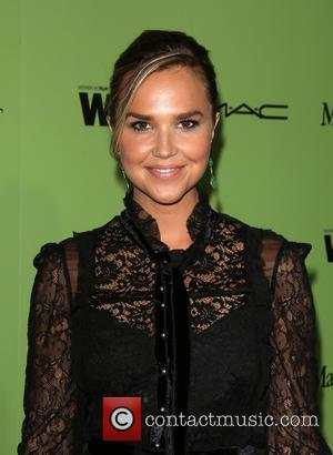 Arielle Kebbel - Women In Film Pre-Oscar Cocktail Party Presented By Perrier-Jouet, MAC Cosmetics & MaxMara At Fig & Olive...