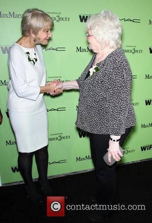 Helen Mirren and June Squibb
