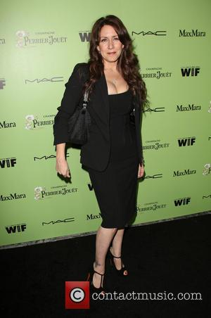 Joely Fisher - Women In Film Pre-Oscar Cocktail Party Presented By Perrier-Jouet, MAC Cosmetics & MaxMara At Fig & Olive...