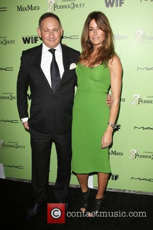 John Demsey and Kelly Bensimon - Women In Film Pre-Oscar Cocktail Party Presented By Perrier-Jouet, MAC Cosmetics & MaxMara At...