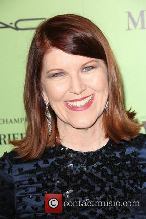 Kate Flannery - Women In Film Pre-Oscar Cocktail Party Presented By Perrier-Jouet, MAC Cosmetics & MaxMara At Fig & Olive...