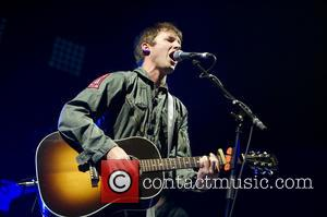 James Blunt - James Blunt performs live in concert at the Heineken Music Hall - Amsterdam, Netherlands - Sunday 2nd...