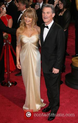 Goldie Hawn and Kurt Russell - The 86th Annual Oscars held at Dolby Theatre - Red Carpet Arrivals - Los...