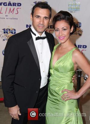 Adrian Paul and Meilani Paul - Norby Walters' 24nd Annual Night Of 100 Stars Oscar Viewing Gala held at Beverly...
