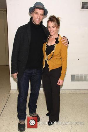 Jeremy Davidson and Mary Stuart Masterson