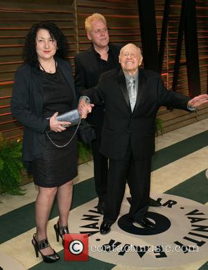 Charlene Rooney, Mark Rooney and Mickey Rooney