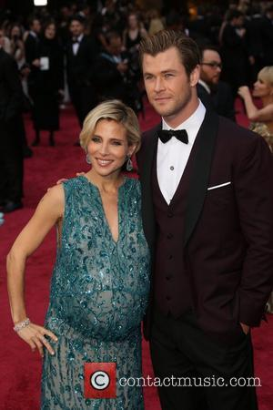 Chris Hemsworth And Wife Elsa Pataky Share First Photo And Names Of Newly Born Twins
