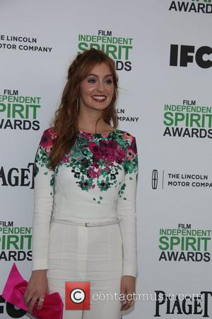 Ahna O'Reilly - 2014 Film Independent Spirit Awards - Arrivals - London, United Kingdom - Sunday 2nd March 2014