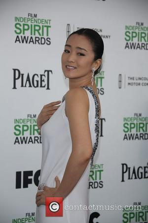 Gong Li - 2014 Film Independent Spirit Awards - Arrivals - London, United Kingdom - Sunday 2nd March 2014