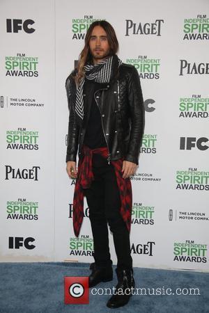 Jared Leto - 2014 Film Independent Spirit Awards - Arrivals - London, United Kingdom - Sunday 2nd March 2014