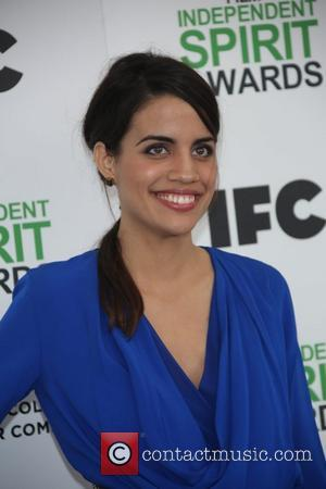 Natalie Morales - 2014 Film Independent Spirit Awards - Arrivals - London, United Kingdom - Sunday 2nd March 2014