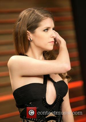 Anna Kendrick - Celebrities attend 2013 Vanity Fair Oscar Party at Sunset Plaza. - Los Angeles, California, United States -...