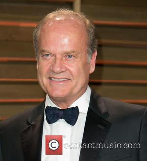 Kelsey Grammer - Celebrities attend 2014 Vanity Fair Oscar Party at Sunset Plaza. - Los Angeles, California, United States -...