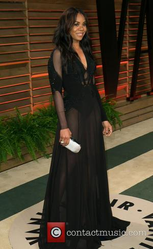 Regina Hall - Celebrities attend 2014 Vanity Fair Oscar Party at Sunset Plaza. - Los Angeles, California, United States -...