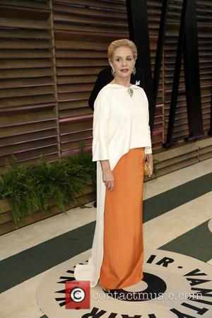 Carolina Herrera - 2014 Vanity Fair Oscar Party held at Sunset Tower in West Hollywood - Los Angeles, California, United...