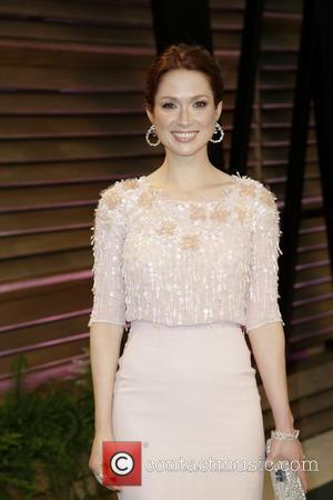 Ellie Kemper - 2014 Vanity Fair Oscar Party held at Sunset Tower in West Hollywood - Los Angeles, California, United...