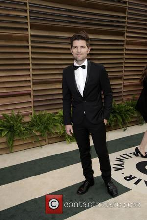Adam Scott - 2014 Vanity Fair Oscar Party held at Sunset Tower in West Hollywood - Los Angeles, California, United...