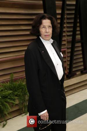 Fran Lebowitz - 2014 Vanity Fair Oscar Party held at Sunset Tower in West Hollywood - Los Angeles, California, United...