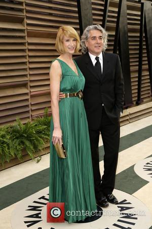Kelly Lynch and Mitch Glazer