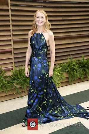 Patricia Clarkson - 2014 Vanity Fair Oscar Party held at Sunset Tower in West Hollywood - Los Angeles, California, United...