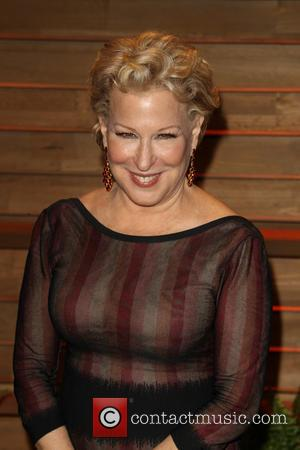 Bette Midler - 2014 Vanity Fair Oscar Party in West Hollywood - West Hollywood, California, United States - Sunday 2nd March 2014