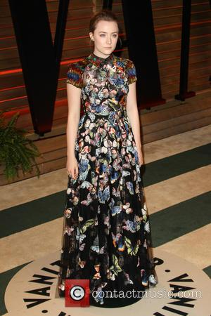 Saoirse Ronan - 2014VanityFair Oscar Party in West Hollywood - West Hollywood, California, United States - Sunday 2nd March 2014