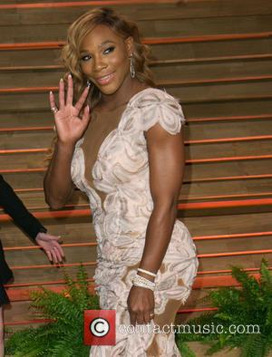 Serena Williams - Vanity Fair Oscar Party - Arrivals - Los Angeles, California, United States - Sunday 2nd March 2014